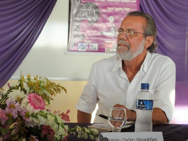 Site da CCS-UFPel: Morre o escritor e historiador Mário Osório Magalhães